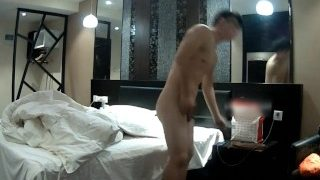 Chinese Amateur Couple Hotel Session