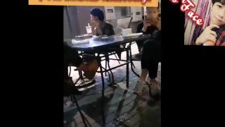 [2019.4.16] Chinese Boy Jerk Off in Public ((1/2) FULL= PRIVATE