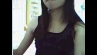 chinese girl show on web 2