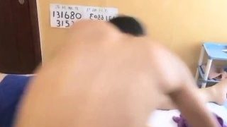 spy cam record of famous erotic massage shop/erotic masseur